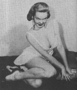 Pin-up Judy O'Day 41