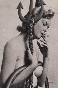 Satan Mag - Pin-up Judy O'Day 66