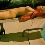 Brigitte Maier club international july 1974 3