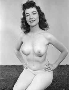 1950s Nude Calendar Girls
