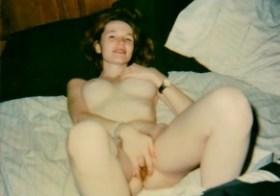 Young Lady Masturbates