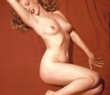 1950's Playboy Centerfolds