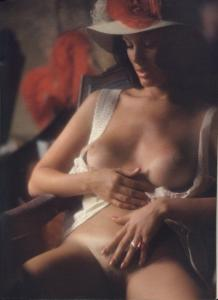 Cathy Green, December 1974