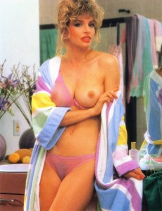 April 1985 Playboy Playmate 18