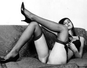 Vintage Model Lillian Parker 020