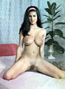 Adrienne stoute vintage models striptease - 2 part 6