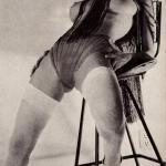 Vintage Model Lillian Parker 054