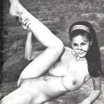 Vintage Model Lillian Parker 088