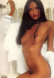 Laura's Playboy Shoot
