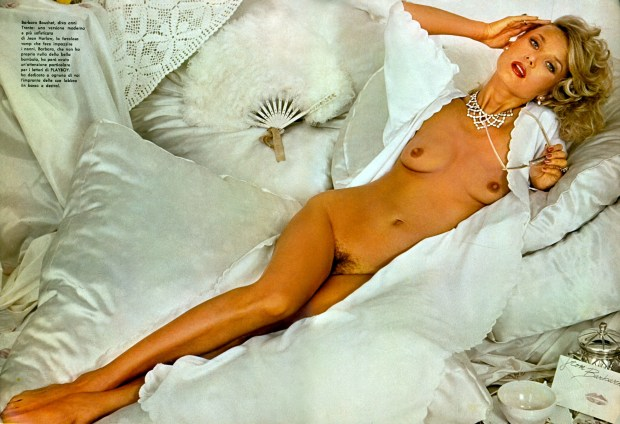 From 1977 Italian Playboy