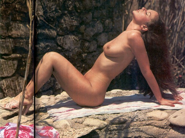 Nude Glamour Model Alison 01