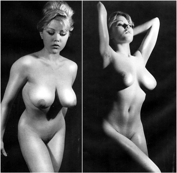 Margaret Nolan (aka Vicki Kennedy) - Vintage Nude