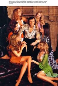 1974 Cosmo Shoot