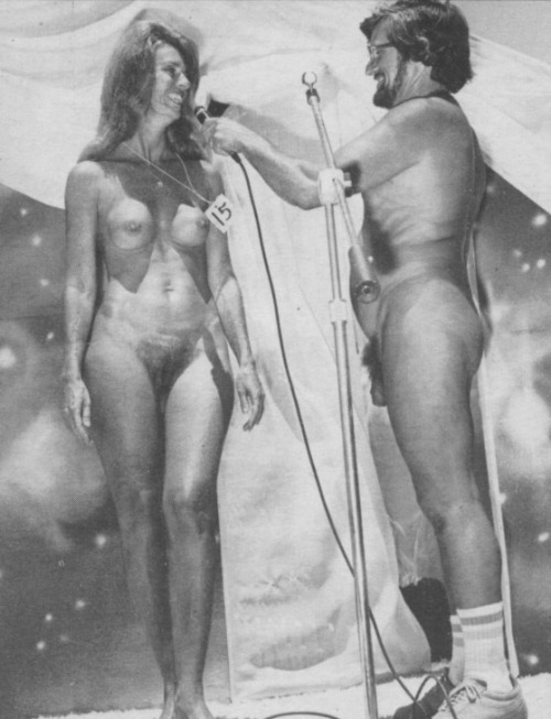 Miss nude galaxy beauty contest