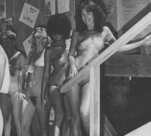 Miss Nude Galaxy 1976 - 03