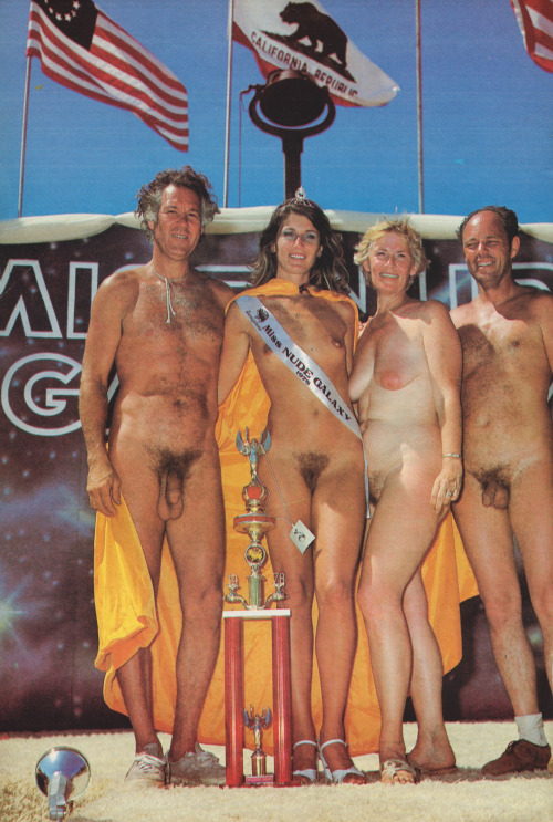 Miss Nude Galaxy 1976 - 15