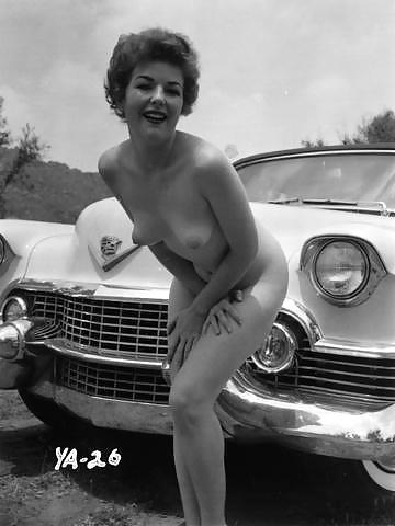 1957 Cadillac Nude
