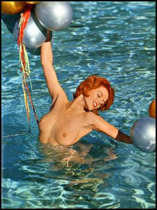 Marli's September 1960 Playboy Shoot