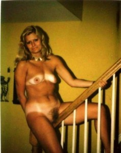 Blonde with Tan Lines - 1972