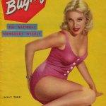 Cover of Blighty Magazine, Aug 1957