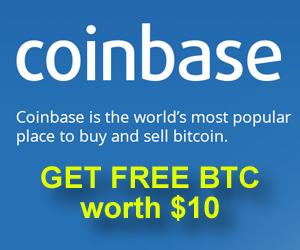 Coinbase Free BTC