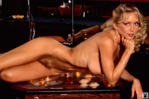 Kym Malin with pinball machine