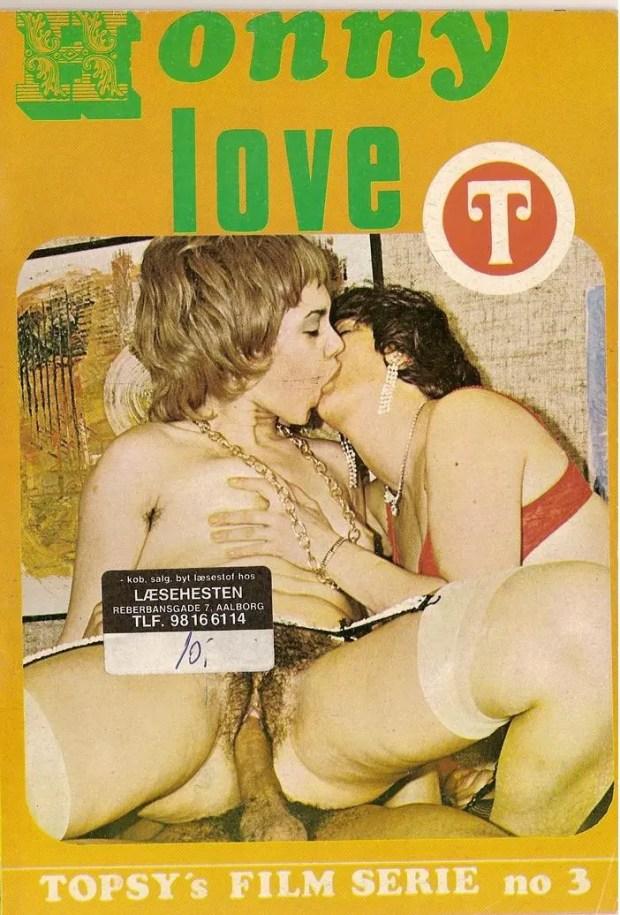 Honny Love Magazine Cover