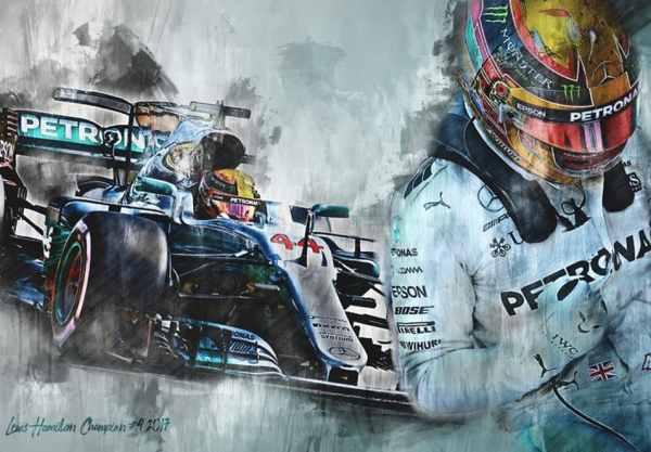 Lewis Hamilton 2017