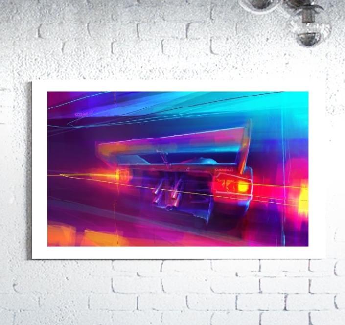 Lamborghini_kunst_aluminium_limited_lemans_gallery