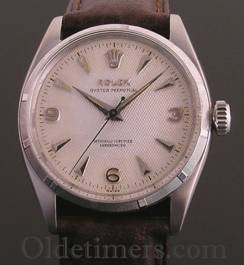 1950s steel vintage Rolex watch (3848)