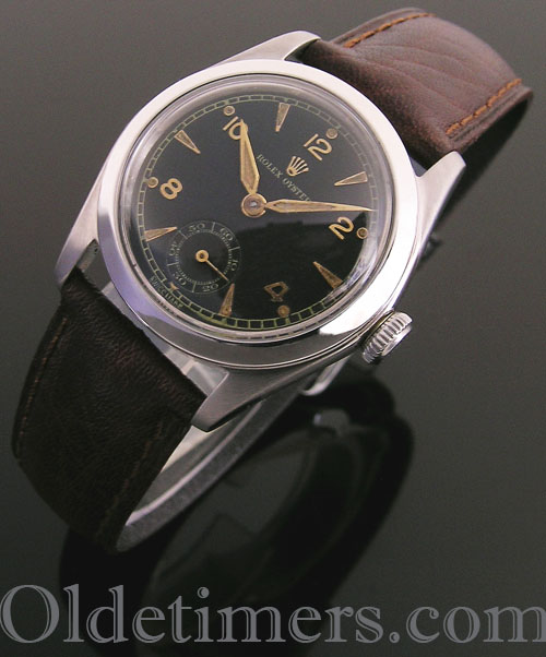 1940s steel vintage Rolex Oyster watch (3901)