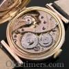 1920s 9ct rose gold round ladies vintage Rolex watch