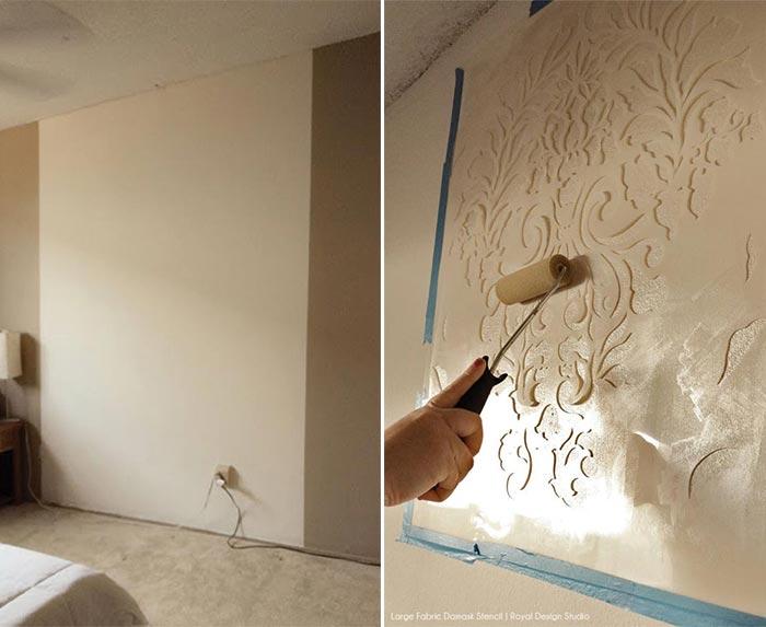 Cabeceros De Cama Pintados Awesome Papeles Pintados Para Cabeceros Dormitorios Matrimonio Ver