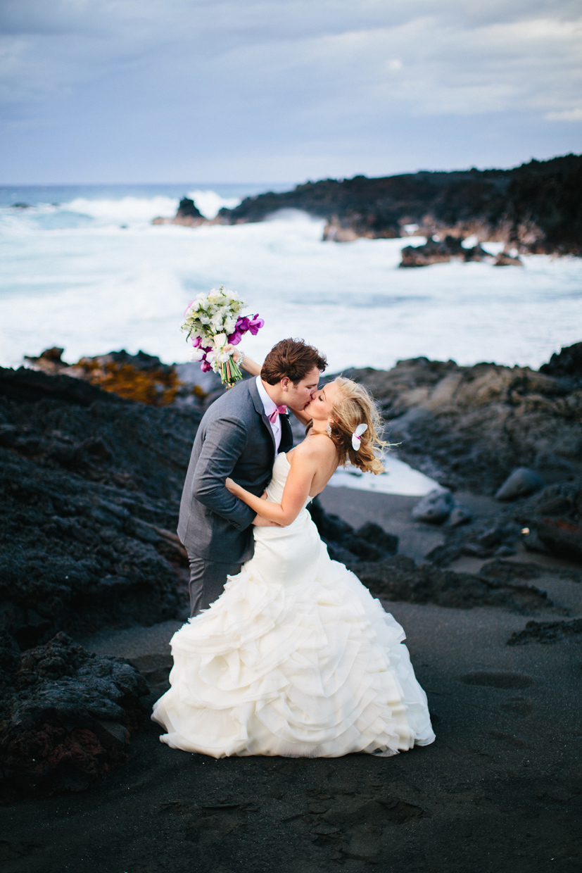 Beach Wedding Oahu