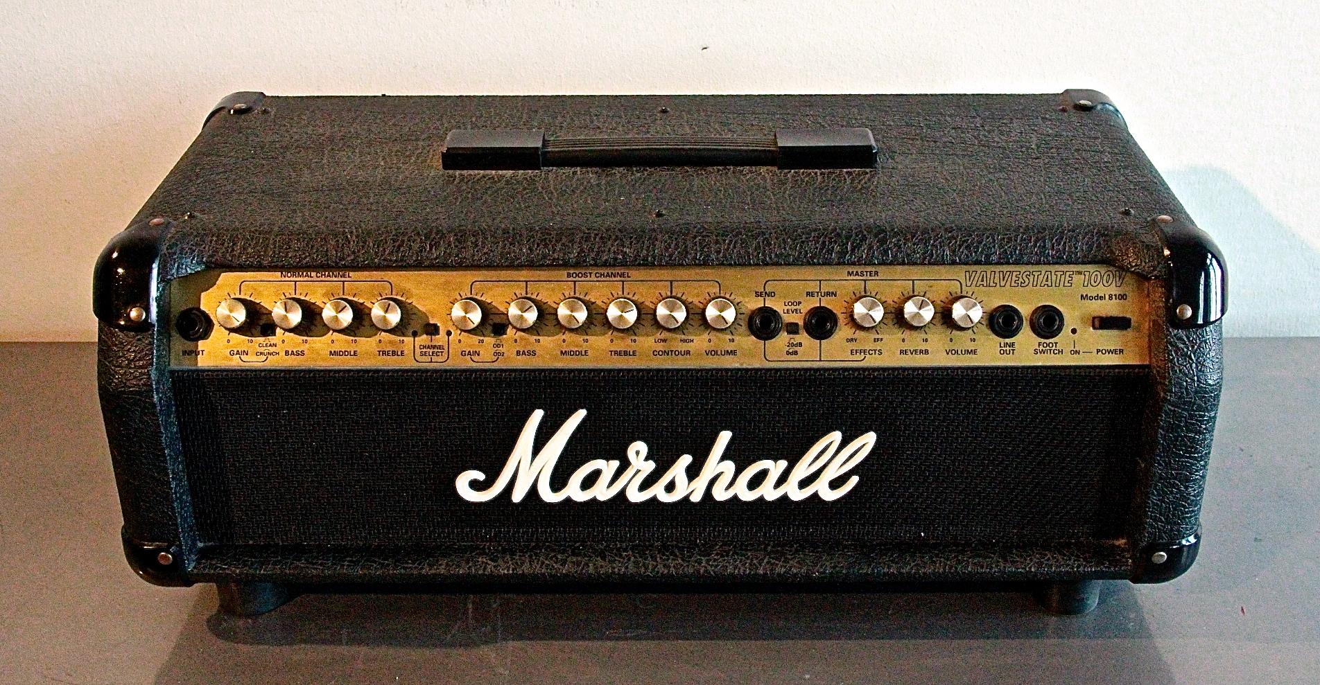 Image result for marshall valvestate 8100
