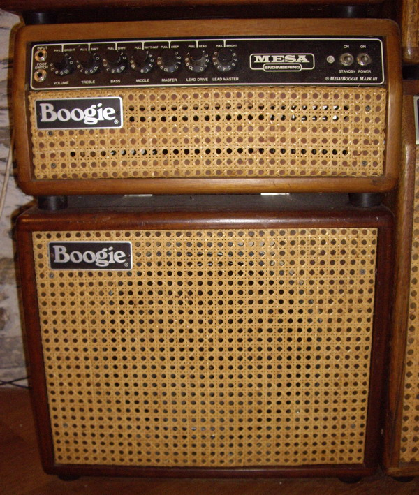 Mesa Boogie Mark Iii Wood Line Amp For Sale Hendrix