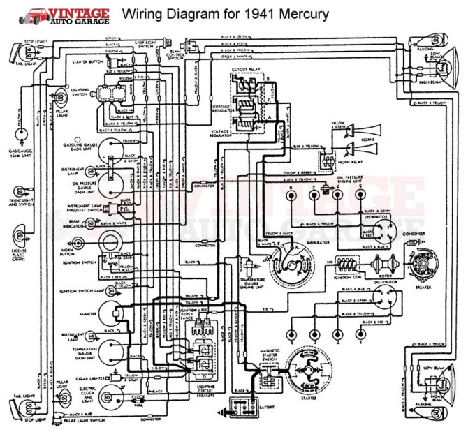 1946 mercury wiring diagram  1998 jeep wrangler wiring