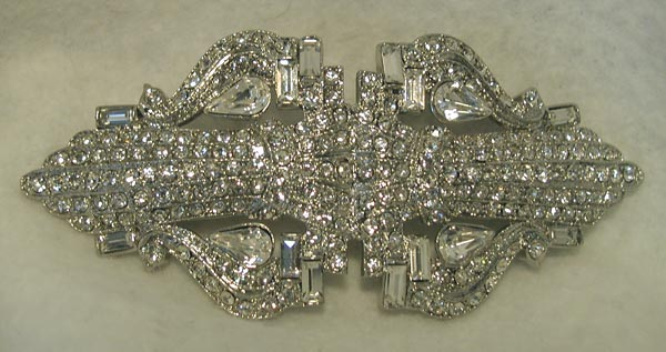 Swarovski Rhinestone Wedding Brooches