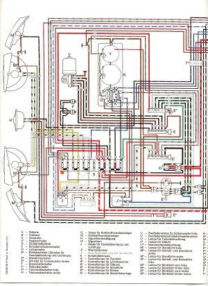 Electrics Bay Wiring Diagram  VW Forum  VZi, Europe's