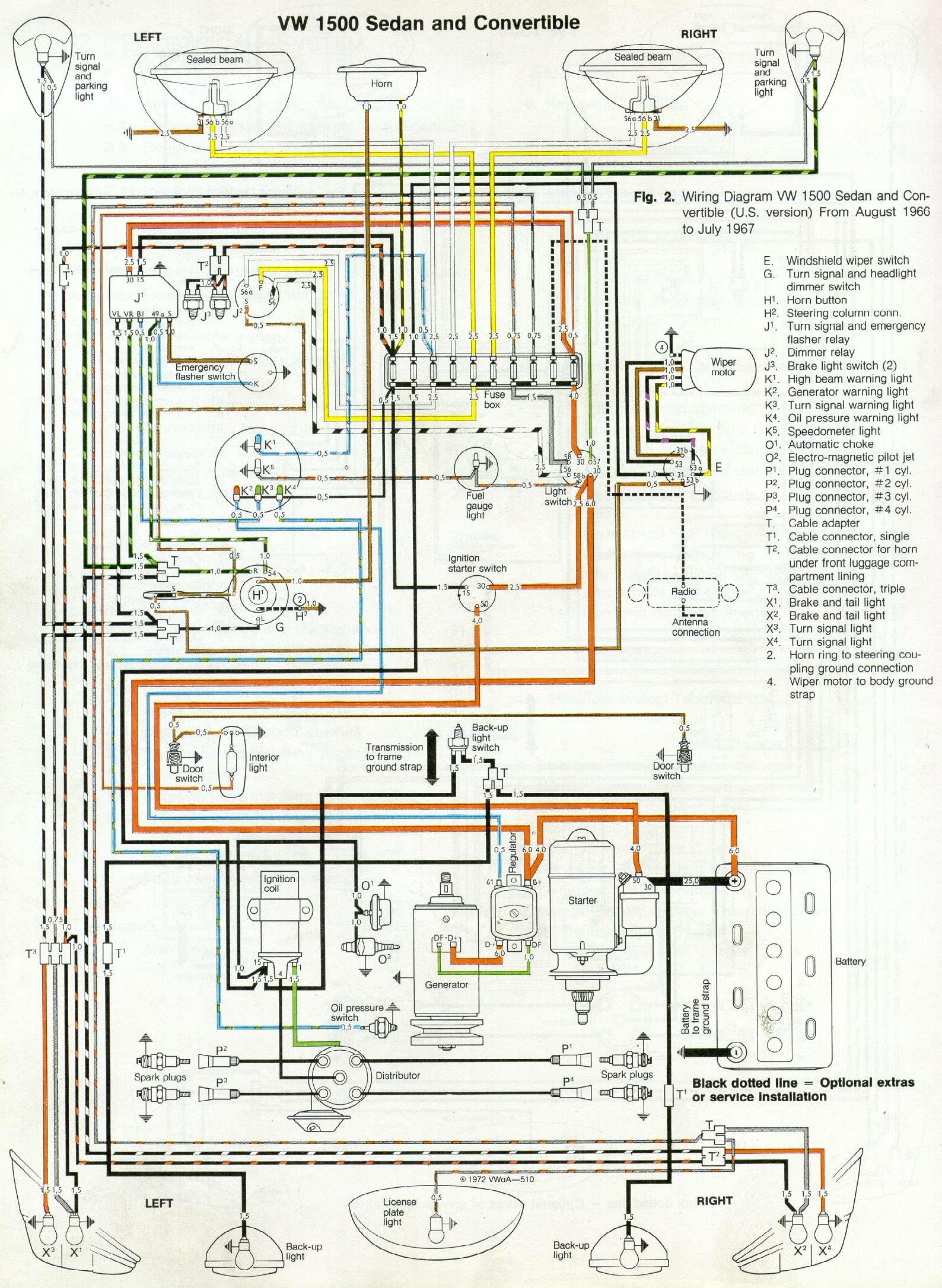2006 Vw New Beetle Wiring Diagram - Wiring Diagram