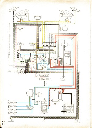 DIAGRAMAS ELECTRICOS VOCHO car and moto t