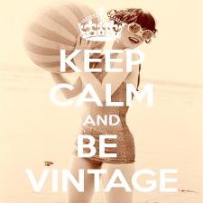 Mais au fait, c'est quoi le Vintage ?
