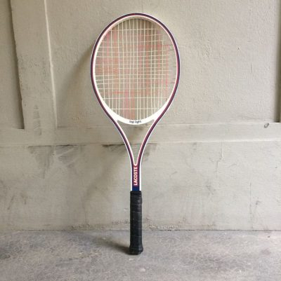 raquette tennis Lacoste 1980