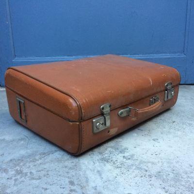 Valise de voyage vintage