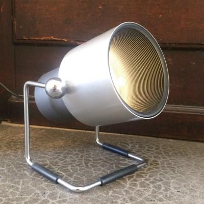Lampe à poser orientable vintage
