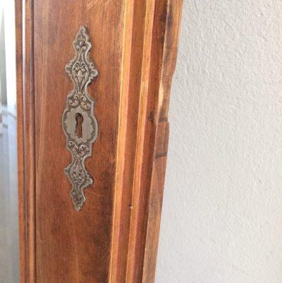 Ancien miroir biseauté