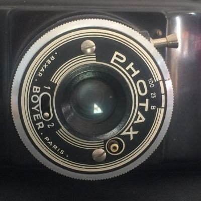 Appareil photo collection vintage