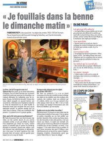 Café Brocante Vintage by fabichka Grenoble