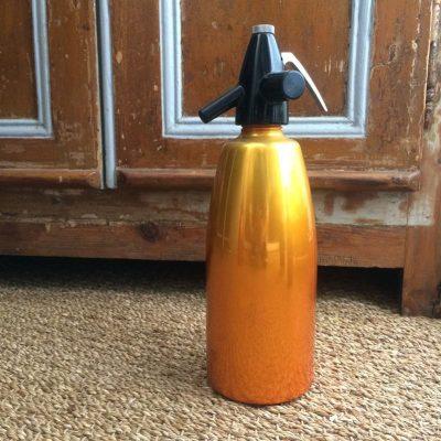 Siphon eau de seltz vintage