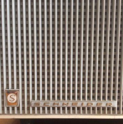 Poste radio Schneider Tarentelle vintage